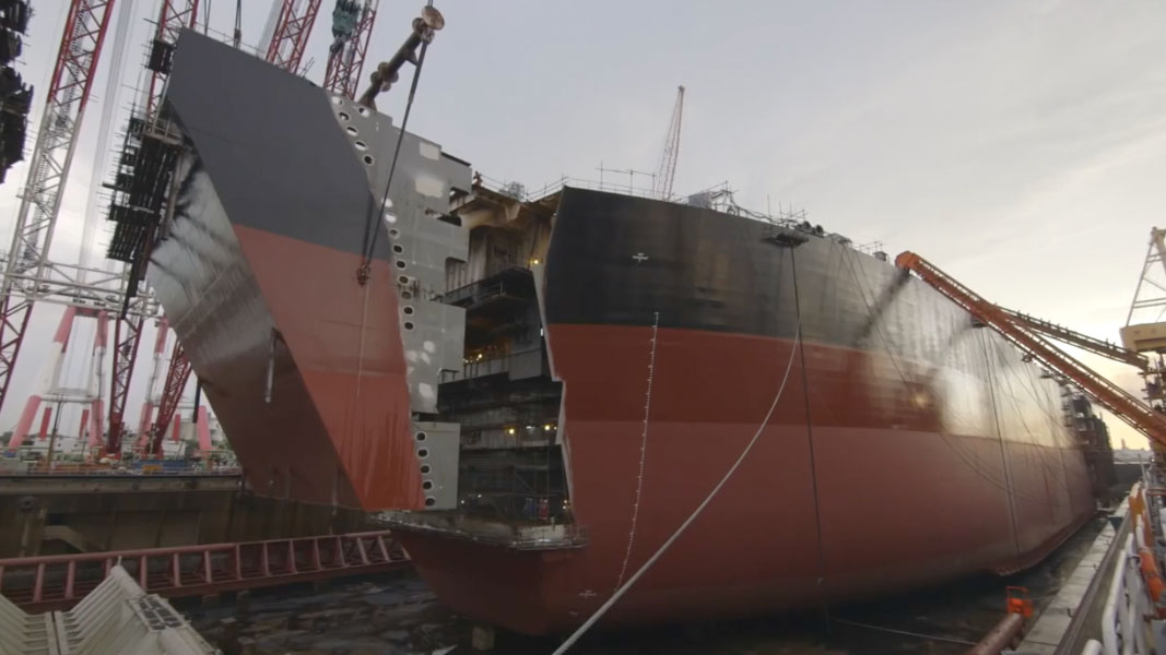 TEN FPSO Conversion Story